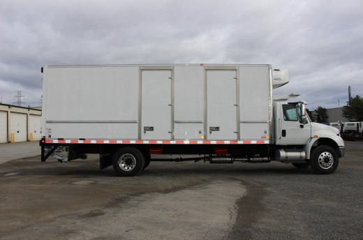 26' Arctik™ Truck body on International 4300
