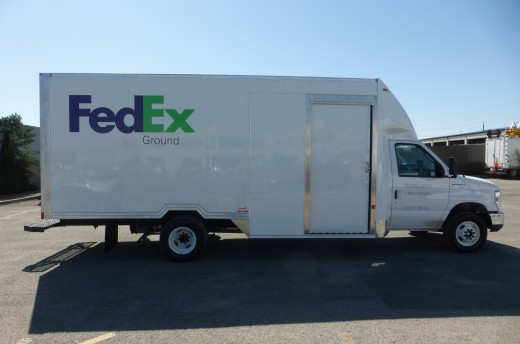 18' Classik™ Truck body on Ford E450