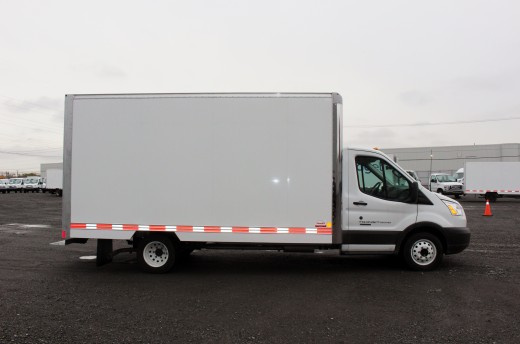 15' Classik™ Truck body on Ford T350
