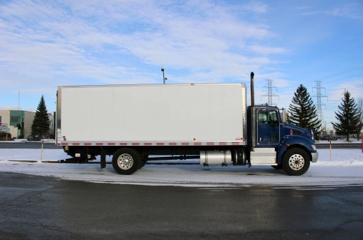 23' Classik™ Truck body on Kenworth T370