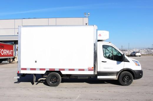 12' Arctik™ Truck body on Ford T350