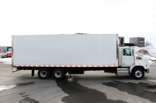 30' Classik™ Truck body on Western Star 4700