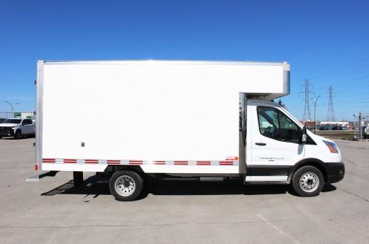 14' Arctik™ Truck body with 36