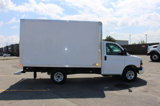 12' Classik™ Truck body on GMC 22503