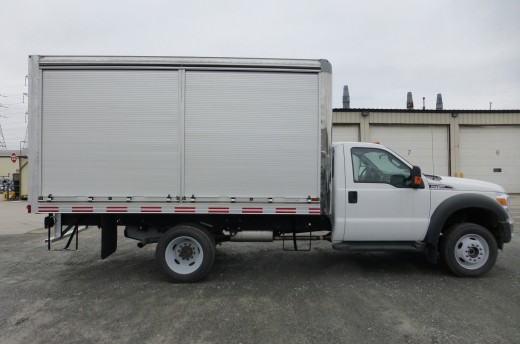 13' Classik™ Truck body on Ford F450