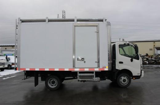 14' Classik™ Truck body on Hino 155
