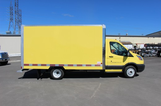 14' Classik™ Truck body on Ford T350