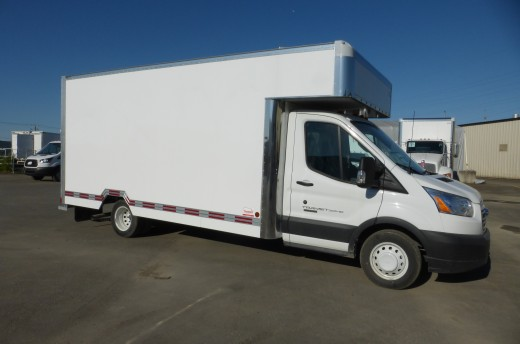 15' Classik™ Truck body with 36