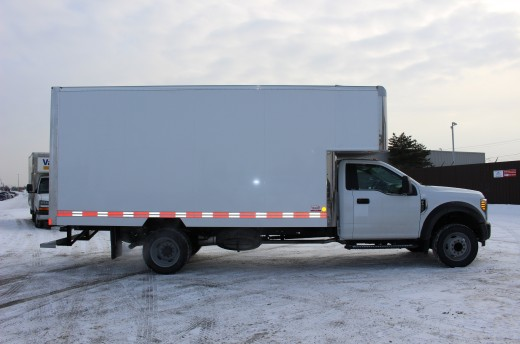 16' Classik™ Truck body with 36
