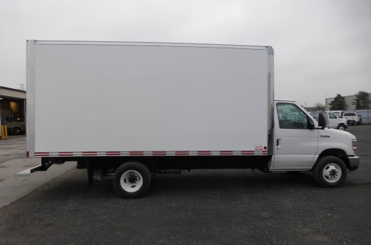 16' Classik™ Truck body on Ford E450