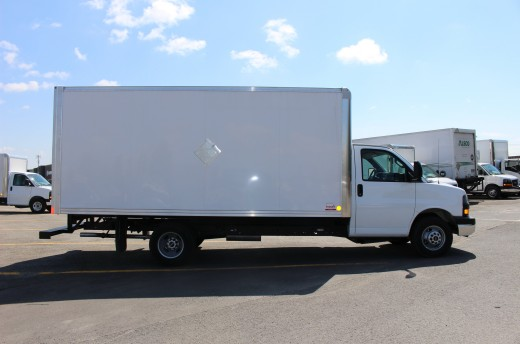 16' Classik™ Truck body on GMC 33903