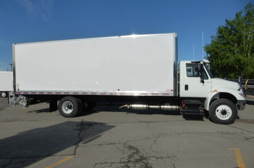 26' Classik™ Truck body on International 4300
