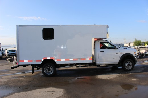 14' Arctik™ Truck body with 36