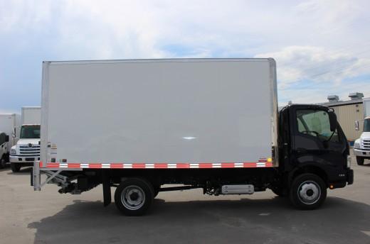 16' Classik™ Truck body on Hino 195