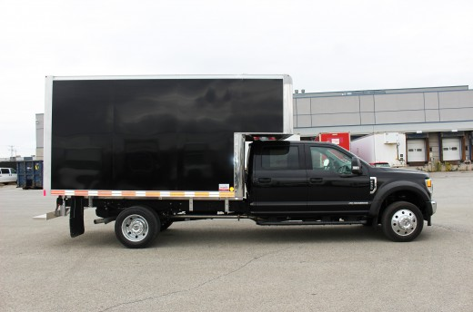 12' Classik™ Truck body with 36