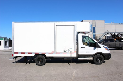 14' Classik™ Truck body with 36
