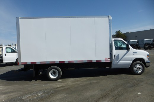 15' Classik™ Truck body on Ford E450