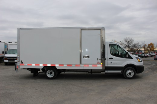 16' Classik™ Truck body on Ford T350