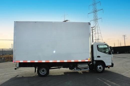 16' Classik™ Truck body on Fuso FE130