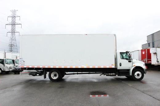26' Classik™ Truck body on International MV607