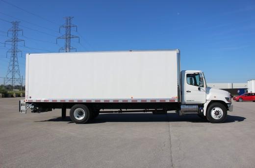 26' Classik™ Truck body on Hino 268