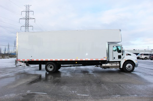 28' Classik™ Truck body with 48