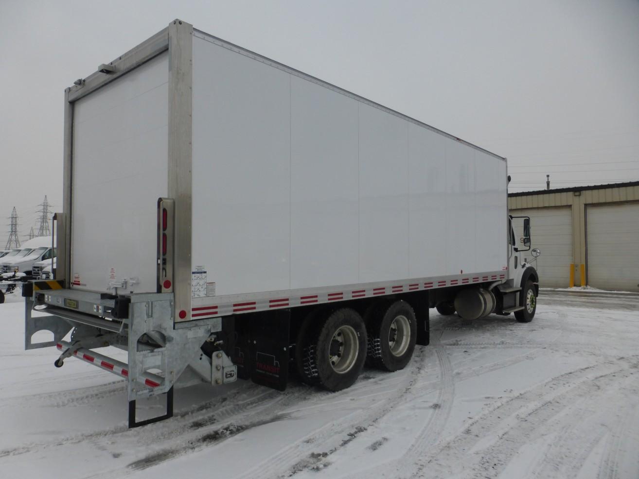 26' Classik™ Truck body on Freightliner M2-112 | Transit