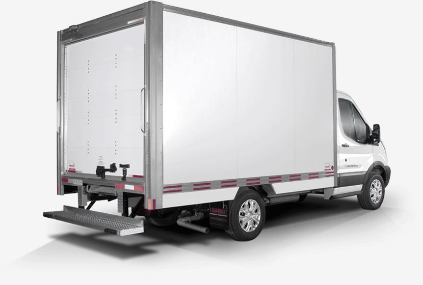 Cutaway Truck